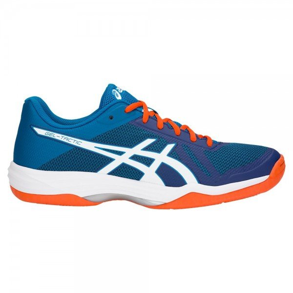 GEL-TACTIC - Volleyballschuh - blue print/white Die Billigsten 1SiJiHFX